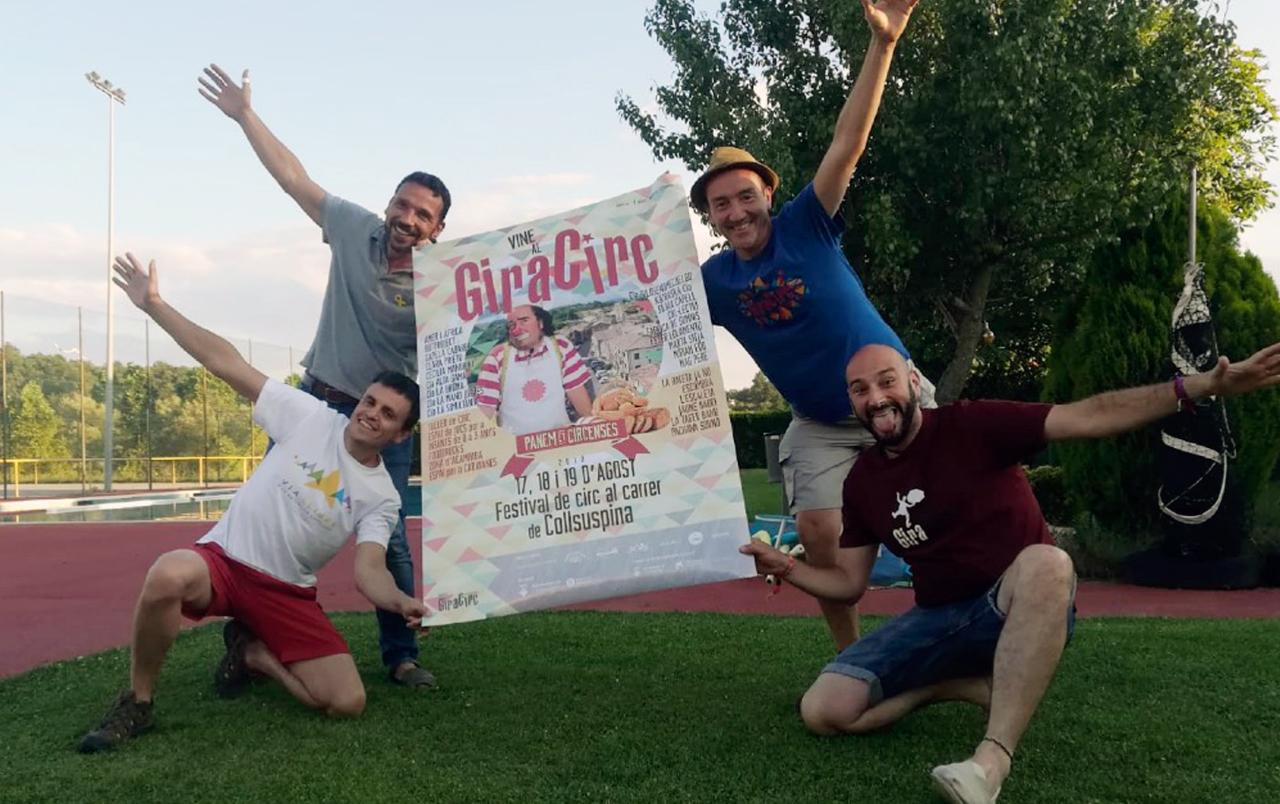 Roda de premsa - GiraCirc 2018